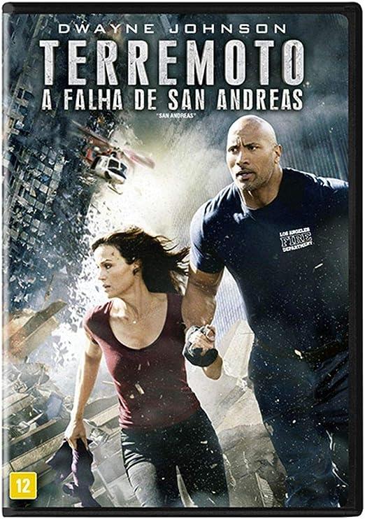 Terremoto: A Falha De San Andreas [DVD]   Amazon.com.br