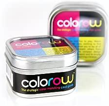 Pelaez Creative LLC COLOROW - The Strategic Color-Matching Card Game