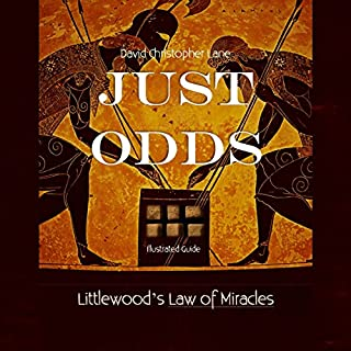 Just Odds: A Guide to J.E. Littlewood's Law of Miracles audiobook cover art