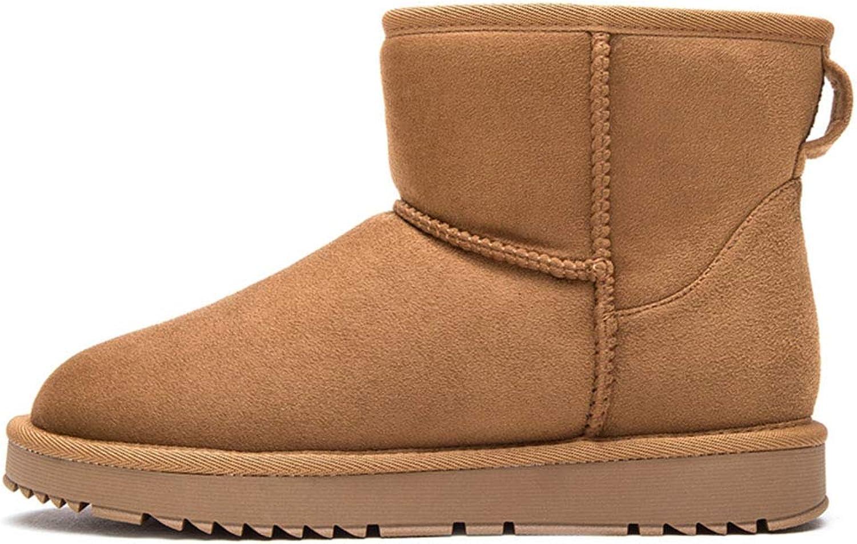 Winter Ladies Snow stövlar Plus sammet Ankle Ankle Ankle stövlar utomhus Sports skor Casual skor Det här skon är kodat, Foten är För Fet  Bröd   Instep High Valbar Big one skor (Färg  bspringaaa, Storlek  35)  Toppvarumärken säljer billigt