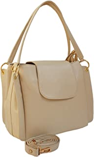 Adorable Latest Trend Cream Color Party Wear Handbag & Sling bag For Girls and Women's