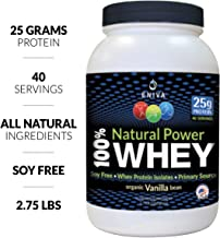 protein powder without stevia or sucralose