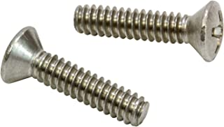 Slotted Drive 100 pcs #6-32 X 5//8 Shoulder Screws Stainless Steel