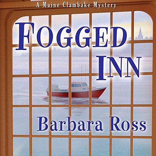 Fogged Inn audiobook cover art