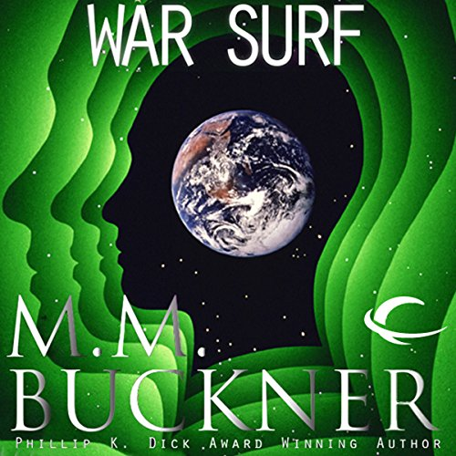 War Surf audiobook cover art