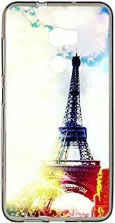 """Case for HTC One X10 E66 5.5"""" Case TPU Soft Cover TT"""