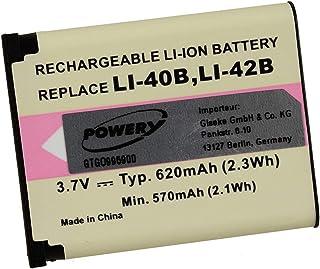 Batería para Pentax Optio LS465