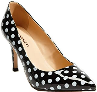 Best jolly mid heel pointed court shoes Reviews