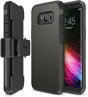 amazon com trianium cases, holsters \u0026 sleeves cell phonesgalaxy s8 plus case, trianium [duranium series] samsung galaxy s8 plus holster