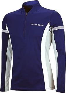 Airtracks Thermo-functioneel hardloopshirt met lange mouwen voor dames of heren, functioneel thermo-shirt, sweatshirt, fle...