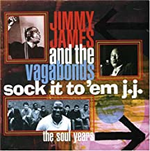 jimmy james and the vagabonds cd