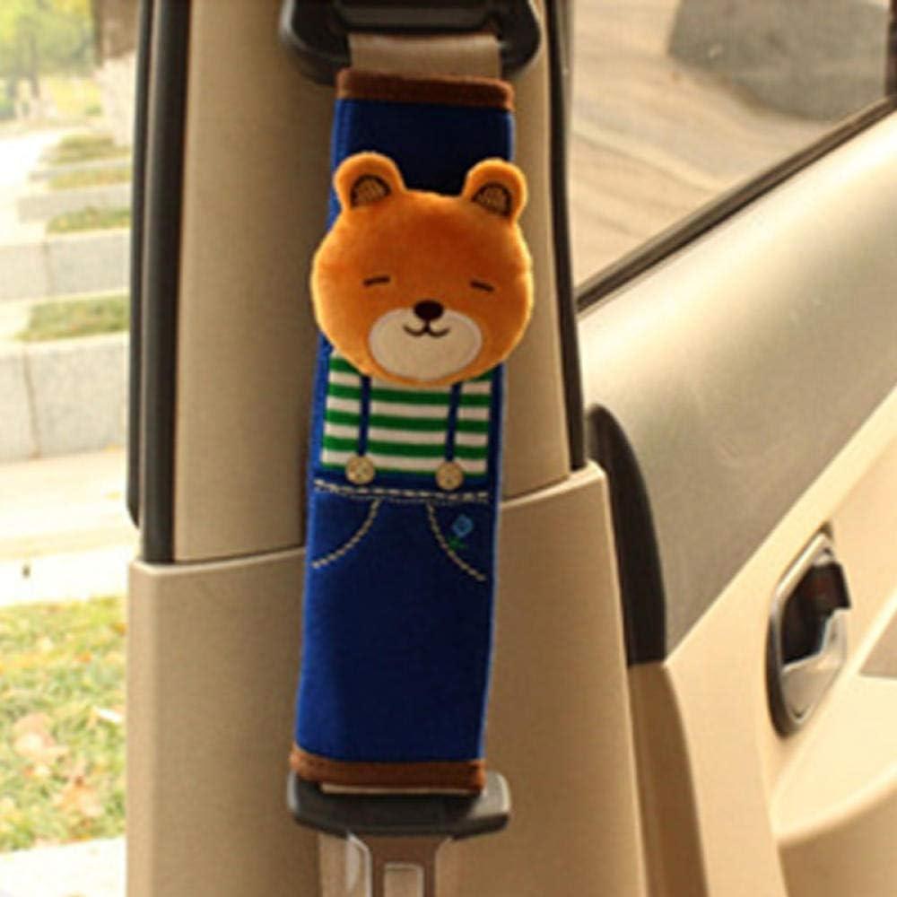 QXXKJDS Cute Cartoon Animals Car Sefety Manufacturer Branded goods OFFicial shop Seat Cover Bel Belt