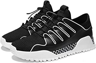 LaBiTi Men's Walking Gym Sneakers Casual Athletic Comfortable Lightweight Running Shoes
