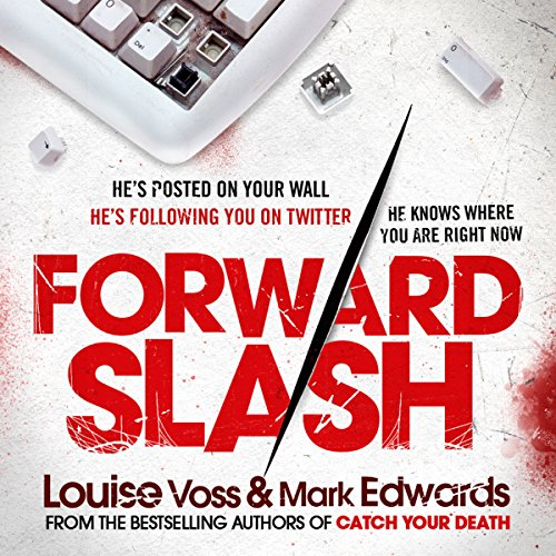 Forward Slash audiobook cover art