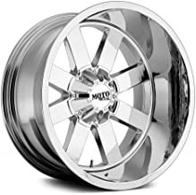 MOTO METAL MO962 Wheel with Chrome and Chromium (hexavalent compounds) (20 x 10. inches /5 x 110 mm, -24 mm Offset)
