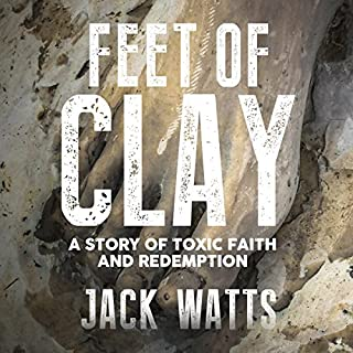 Feet of Clay audiobook cover art
