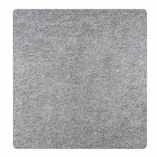 MEEQIAO Tabla de Planchar de Fieltro de Lana para Planchar, Almohadilla de Lana para Planchar, para Planchar Ropa en casa (33x35)