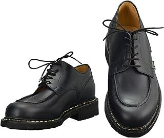 [パラブーツ] シャンボード CHAMBORD Uチップシューズ メンズ靴 ネイビー 紺 オイルドレザー chambord-710710 国内正規取扱店