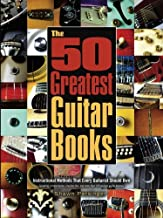 The 50 Greatest Guitar Books