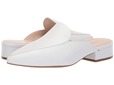 Cole Haan Piper Mule (Optic White Leather) Women
