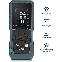 InLife 197FT/ 60M Digital Laser Distance Meter Measuring Device