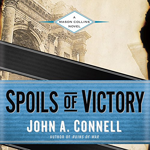 Spoils of Victory audiobook cover art