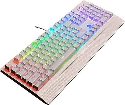 Snfgoij Retro Mechanische Tastatur Computer Spiel Notebook Desktop Home Kabel Schwarz Kompakte Hot Key Kombination D Schätzpreis : 86,27 €