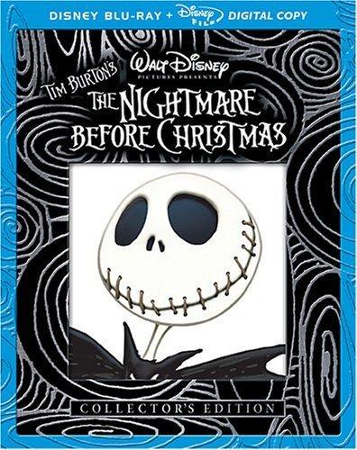 The Nightmare Before Christmas [Blu-ray] + Digital Copy by Walt Disney Studios Home Entertainment