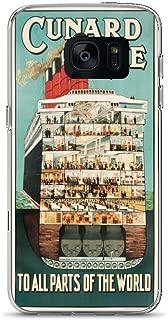 Vintage poster - Cruise Ship 1603 - Samsung Galaxy S7 Phone Case