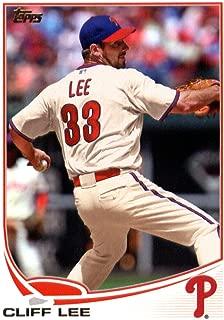 2013 Baseball #33 Cliff Lee Philadelphia Phillies