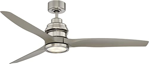 """discount Savoy House 5025-3SV-SN La Salle 60"""" outlet sale 3 Blade Ceiling Fan lowest in Satin Nickel outlet online sale"""