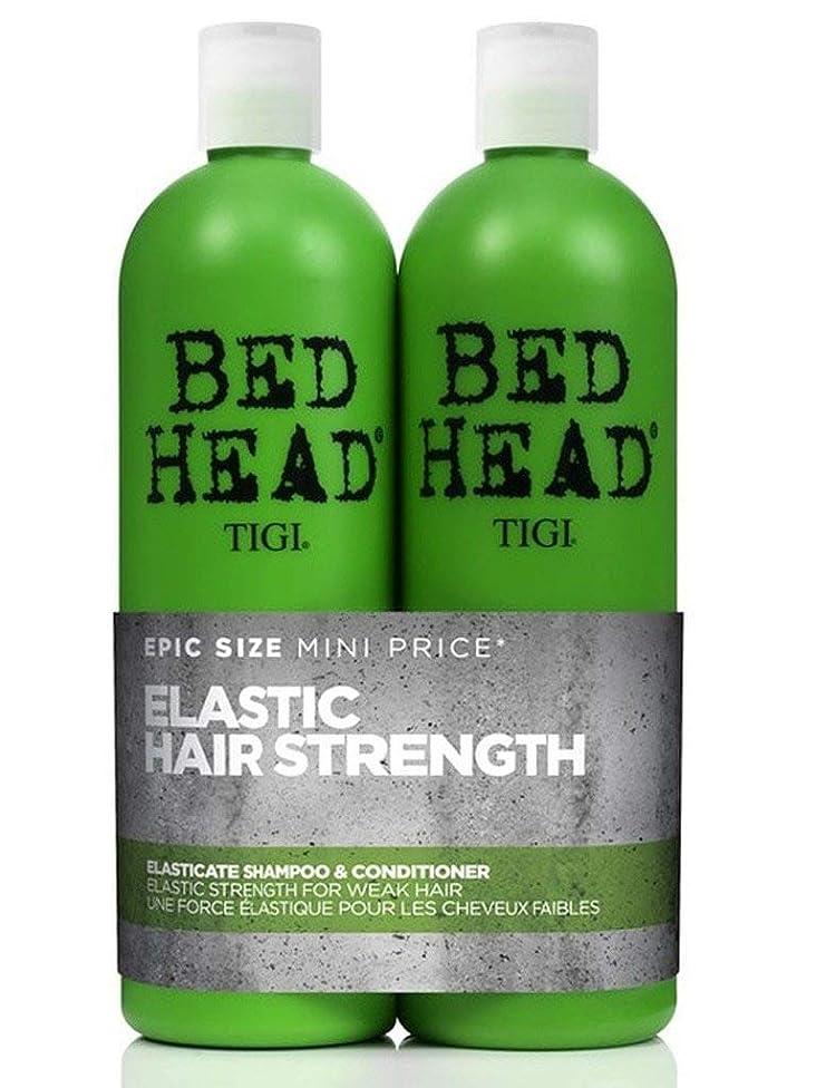 Elasticate by TIGI Bed Head Hair Care Elasticate Tween Set  Shampoo 750ml