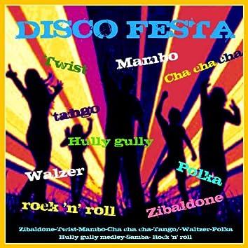 Disco festa