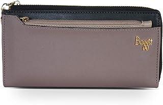 Baggit Women's Ziparound Wallet (Beige)