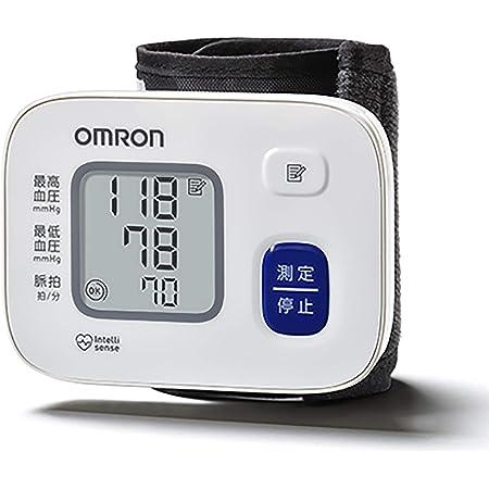 オムロン 血圧計 手首式 自動電子血圧計 HEM-6163