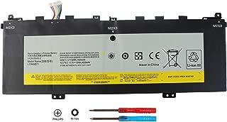 Shareway L13M6P71 11.1V 4520mAh 50Wh Replacement Laptop Battery Compatible for Lenovo IdeaPad Yoga 2 13 Series L13S6P71 31CP469/81-2 121500234 121500229-12 Months Warranty!