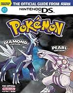 Official Nintendo Pokemon Diamond Version & Pearl Version Player's Guide de Nintendo Power
