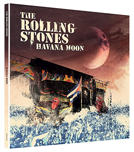 Rolling Stones - Havana Moon Deluxe (Ltd. DVD + 1 Blu-ray + 2 CDs) [4 Discs]