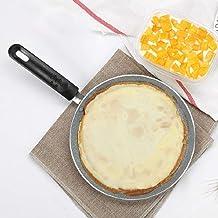 Cooking Pots Pans Frying pan Non-Stick Inner Pot-Layer Saucepan Skillet Pan Skin Assessments Pancakes Steaks to Lai Pie Br...