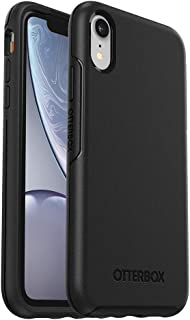 OtterBox Symmetry Series Case for iPhone XR - Retail Packaging - Black