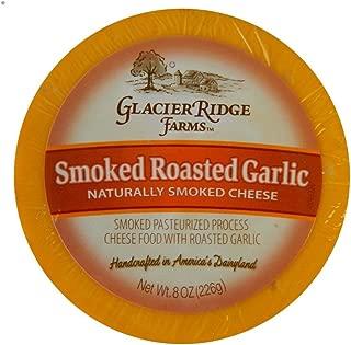 Glacier Ridge Farms Smoked Roasted Garlic Naturally Smoked Cheese