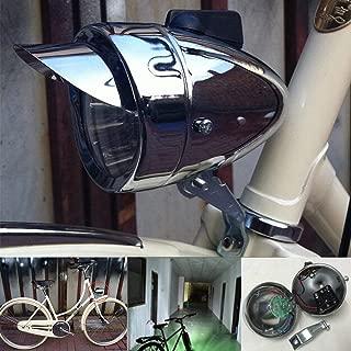 GOODKSSOP Metal Chrome Silver Shell Bright Classical Cool...