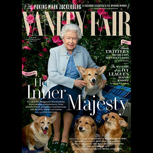 Vanity Fair: Summer 2016 Issue audiobook cover art