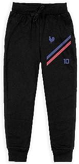 Yuanmeiju France Football Soccer Fan World Cup Jersey Boys Pantalones Deportivos,Pantalones Deportivos for Teens Boys Girls