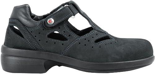 Cofra 84040-001.D42 Chaussures de sécurité Frida S1  SRC Taille 42 Noir