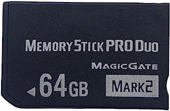 $33 » Sponsored Ad - Original 64GB High Speed Memory Stick Pro Duo(Mark2) PSP Accessories/Camera Memory Card…