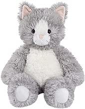 Vermont Teddy Bear Stuffed Kitten - Oh So Soft Kitty Cat Stuffed Animal, Plush Toy, Gray, 18 Inch
