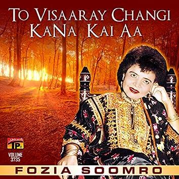 To Visaaray Changi Kana Kai Aa, Vol. 3735