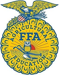 Yohoba National FFA Organization Vinyl Sticker Decal