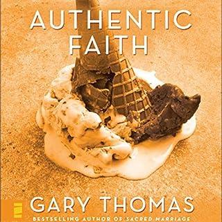 Authentic Faith audiobook cover art